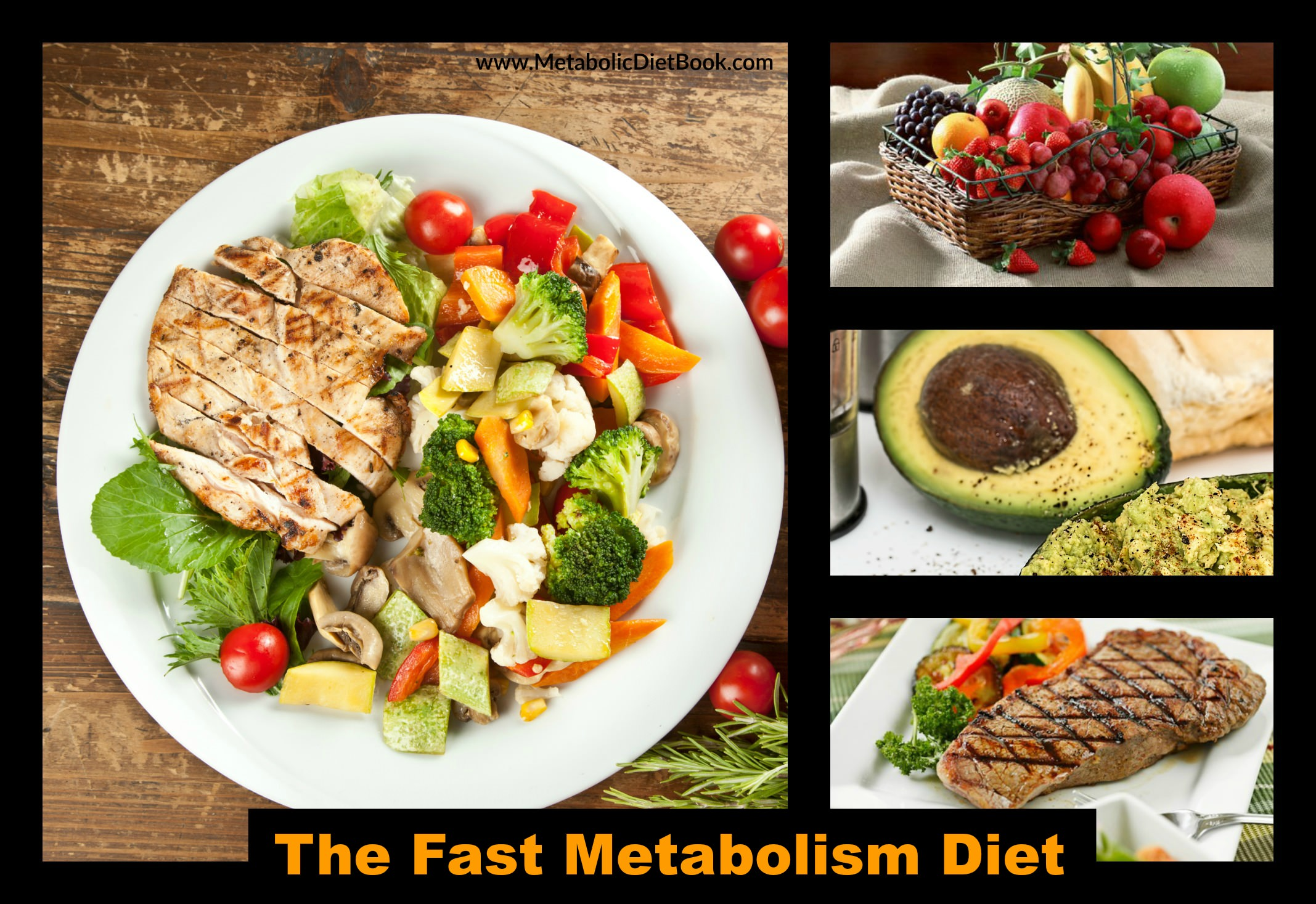 A Review of The Fast Metabolism Diet: Can You Really Lose Weight This Fast?