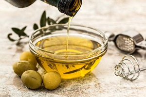 olive oil - healthy fat