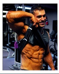 David Ruel author of Metabolic and Anabolic Cooking